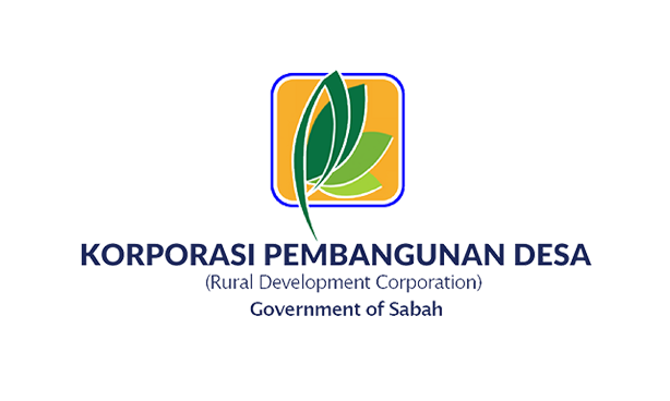 logo of Rural development department of the government of sabah in Bahasa