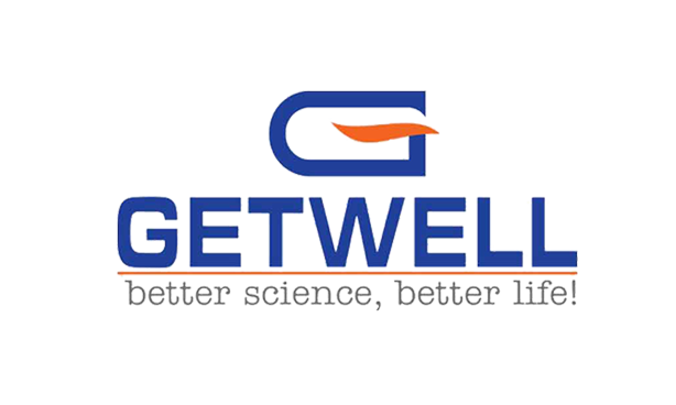 Logo of Getwell for better science and better life